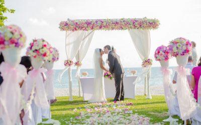 Ślub na wolnym powietrzu