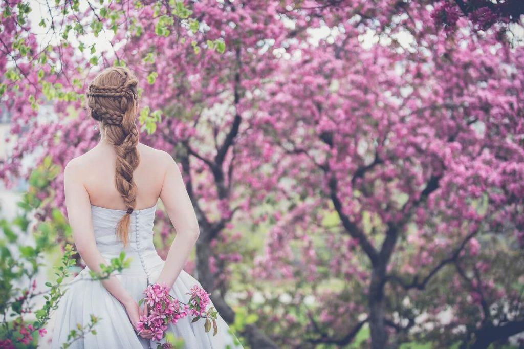 Przepiękna sesja ślubna